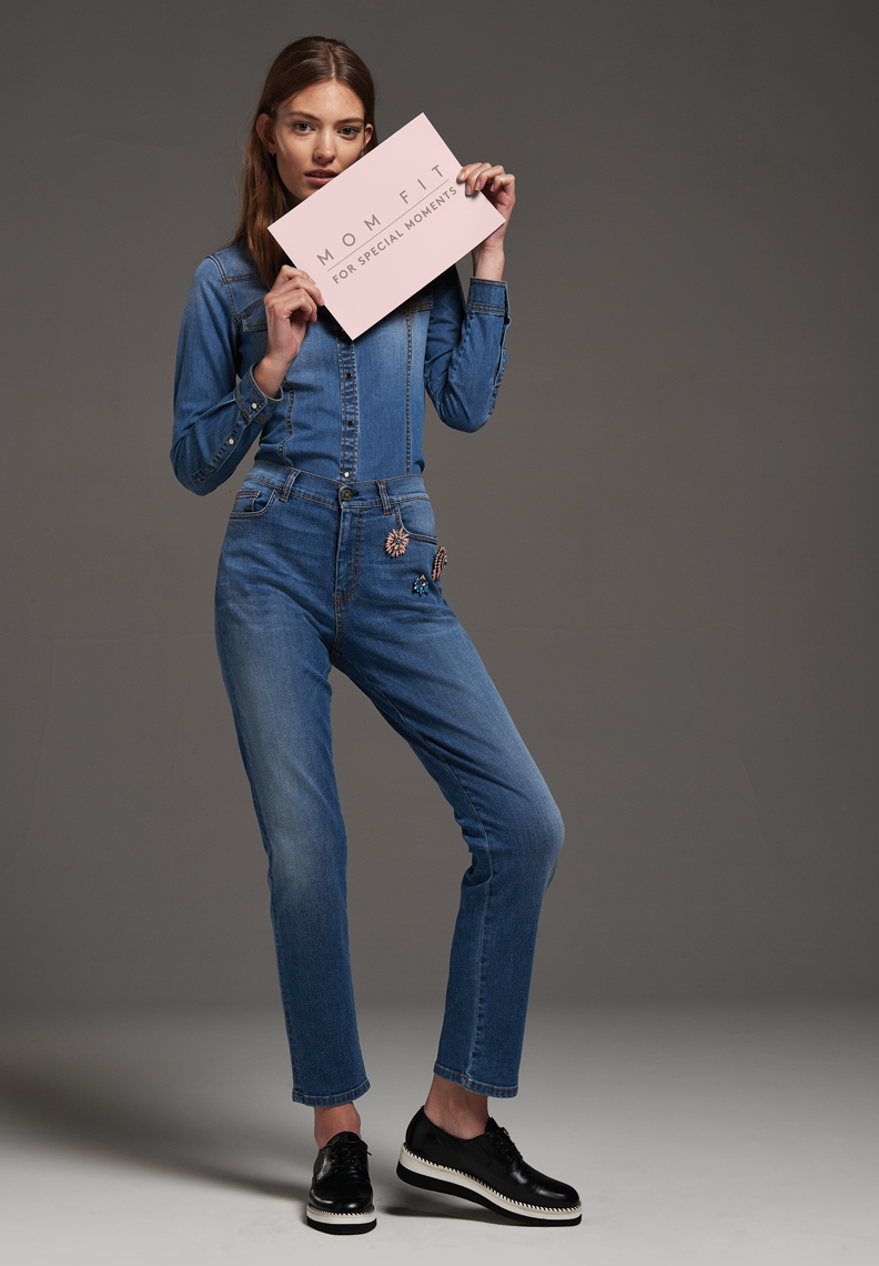 Marella - Denim Spring Summer 2017