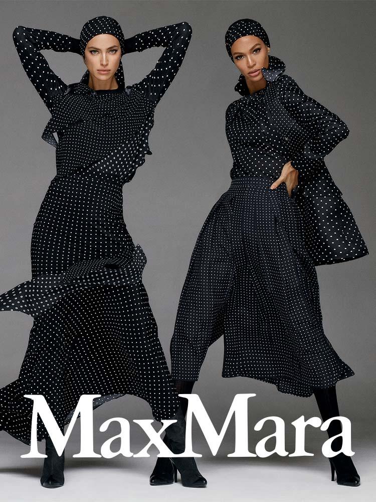 Maxmara Dots A 1 Max Mara
