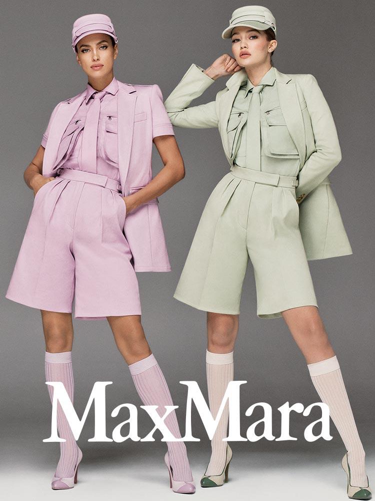 Maxmara Pastel–army G Max Mara