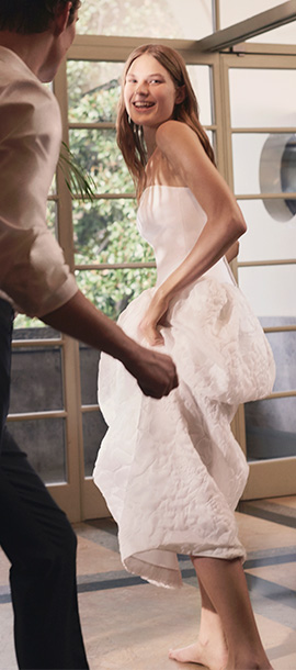 DISCOVER THE BRIDAL COLLECTION