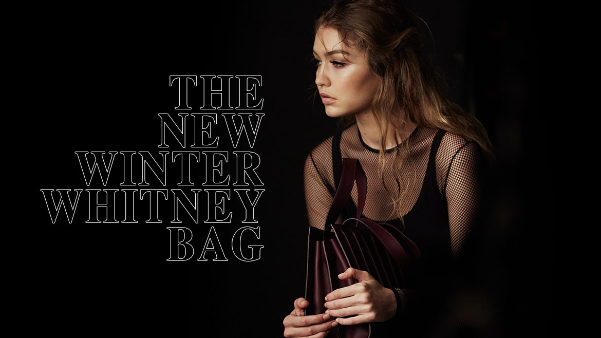 THE NEW WINTER WHITNEY BAG