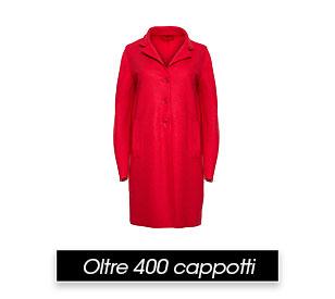 Oltre 400 cappotti