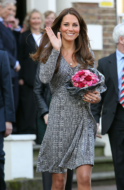 Kate Middleton in Max Mara
