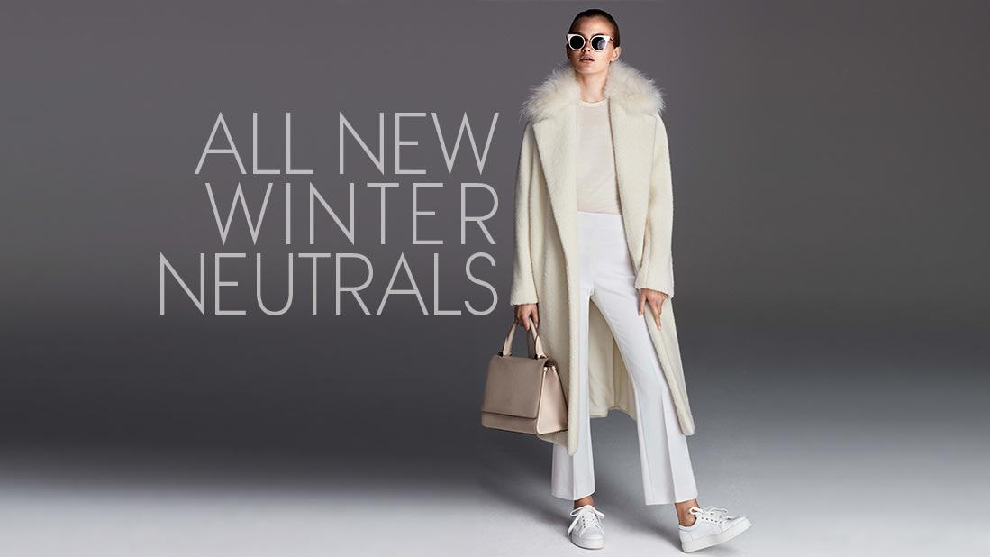 ALL NEW WINTER NEUTRALS