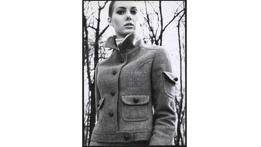 Max Mara collezione Pop Autunno/Inverno 1965-66