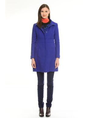 Cappotto in lana armaturata