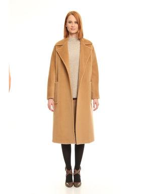 Cappotto in alpaca