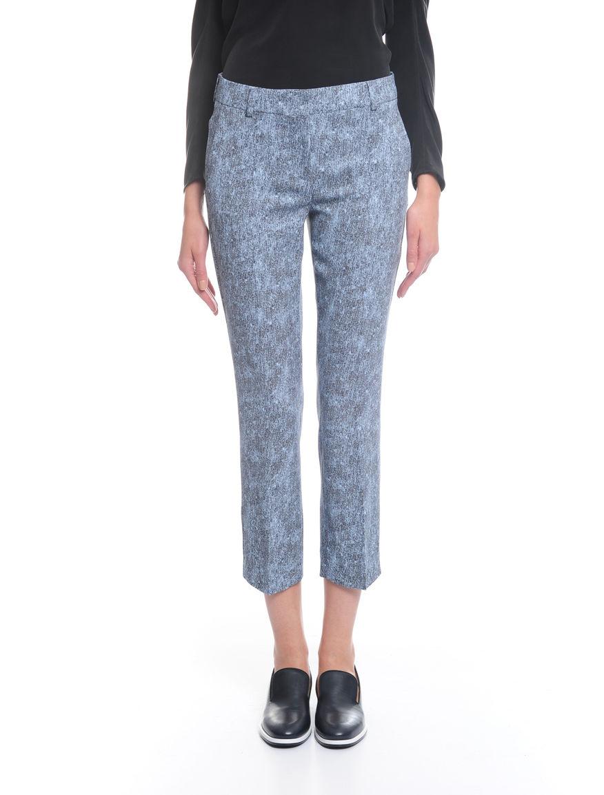 Pantaloni marmorizzati