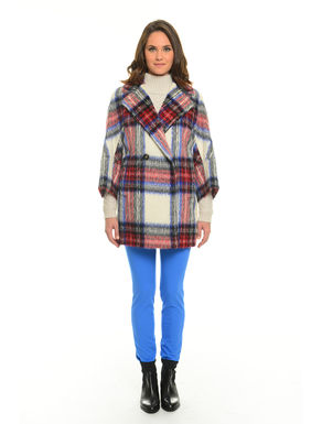 Cappotto check in alpaca