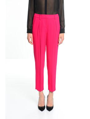 Pantaloni in sablé
