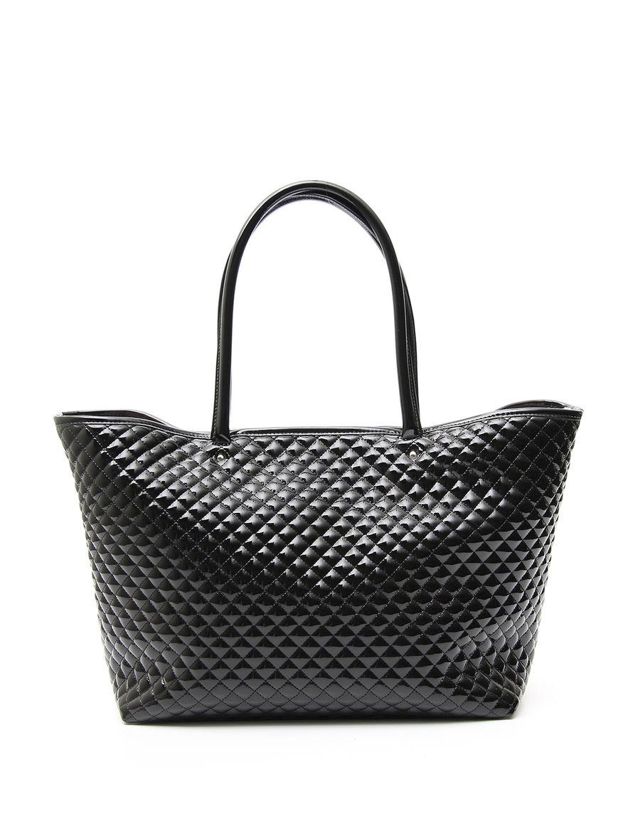 Shopping bag matelassé