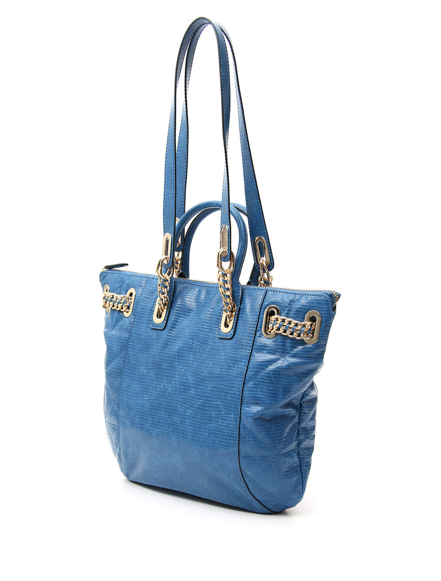Shopping bag con catene