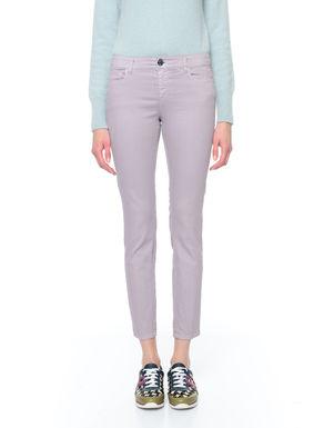 Pantaloni perlati