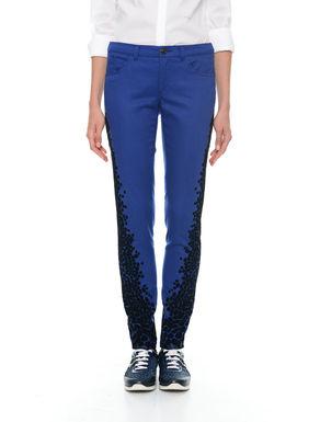 Pantaloni floccati