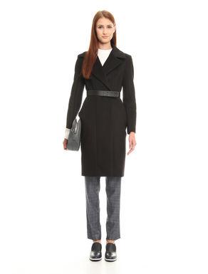 Cappotto in drap di lana
