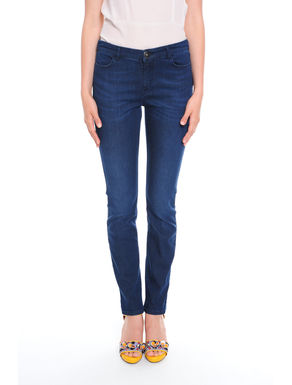 Pantaloni in denim stretch