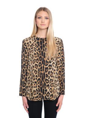 Blusa leopardata