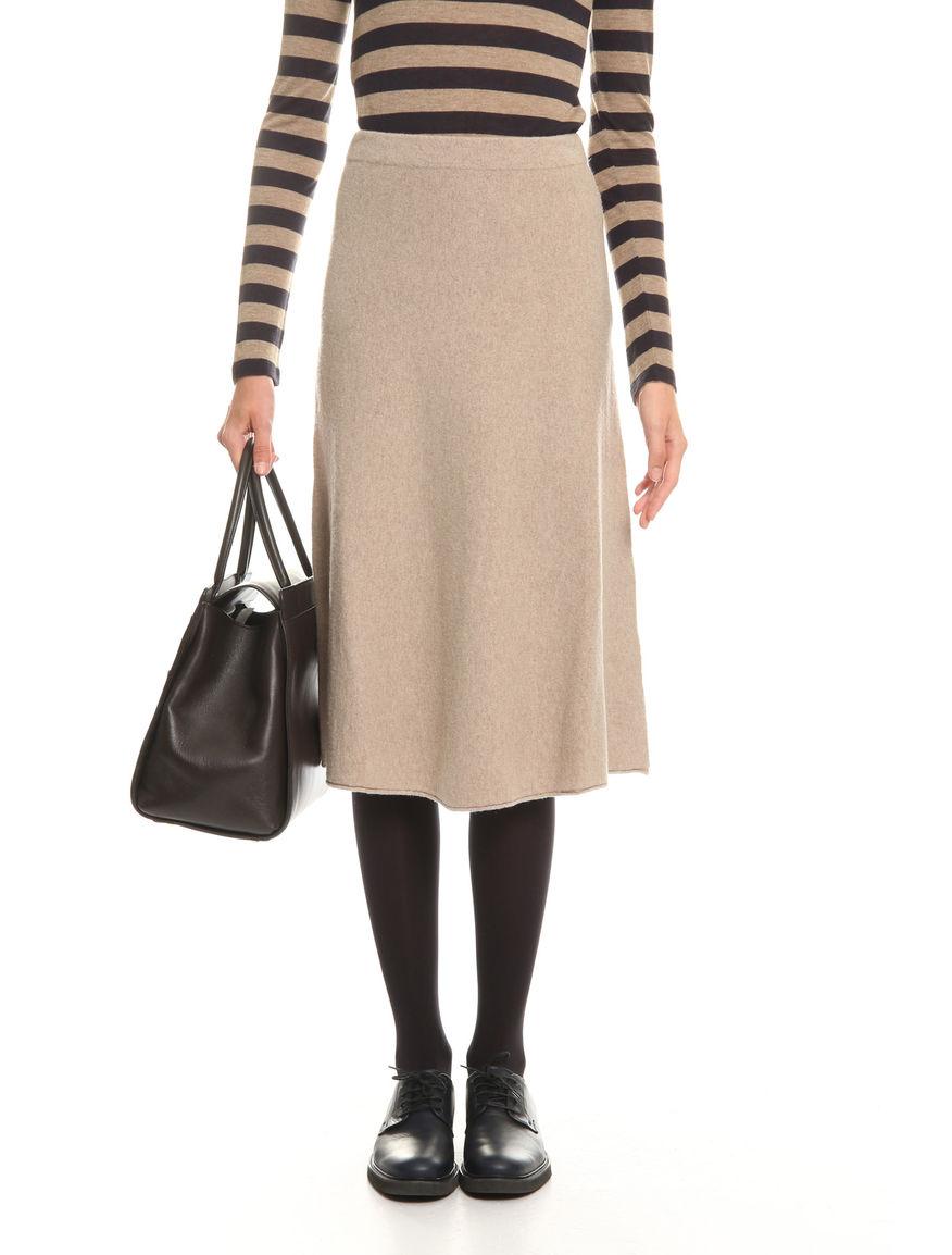 Longuette in lana