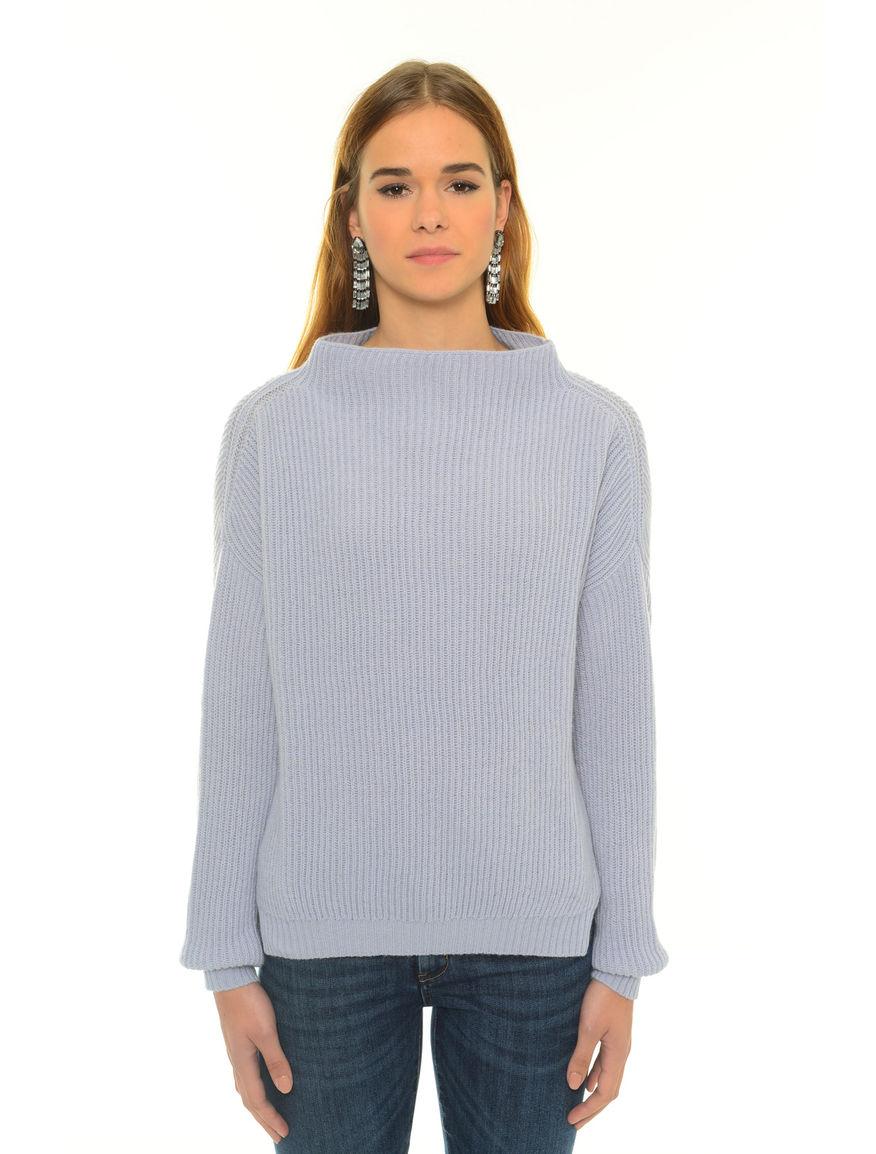 Pullover in alpaca