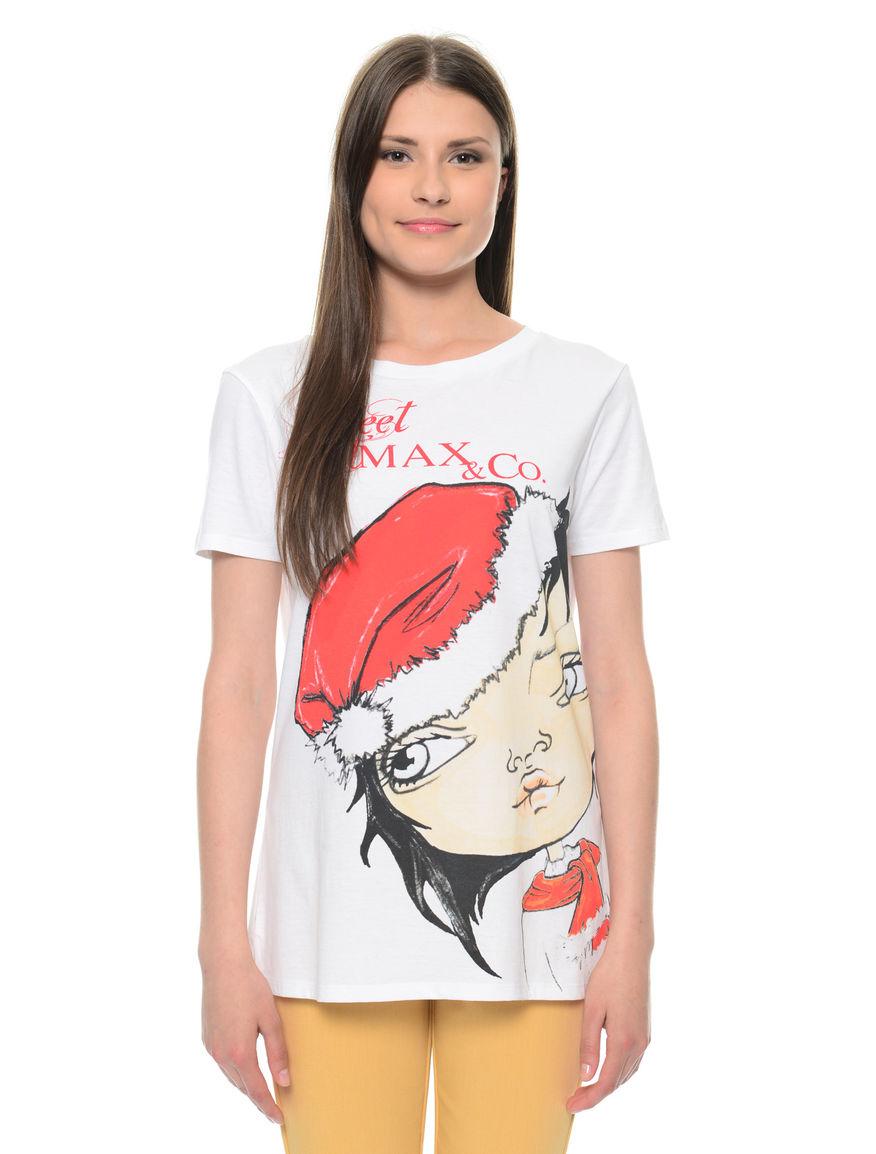 T-shirt stampa natalizia