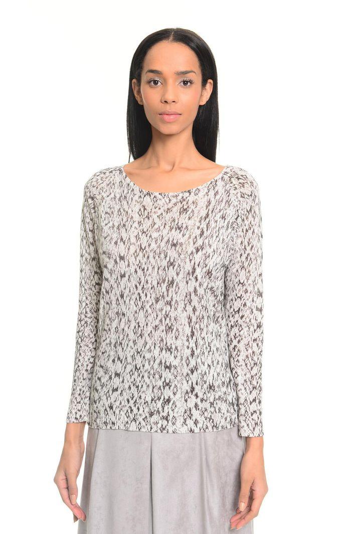 Pullover in lino