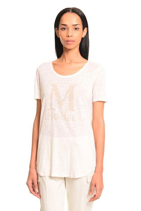 T-shirt in lino
