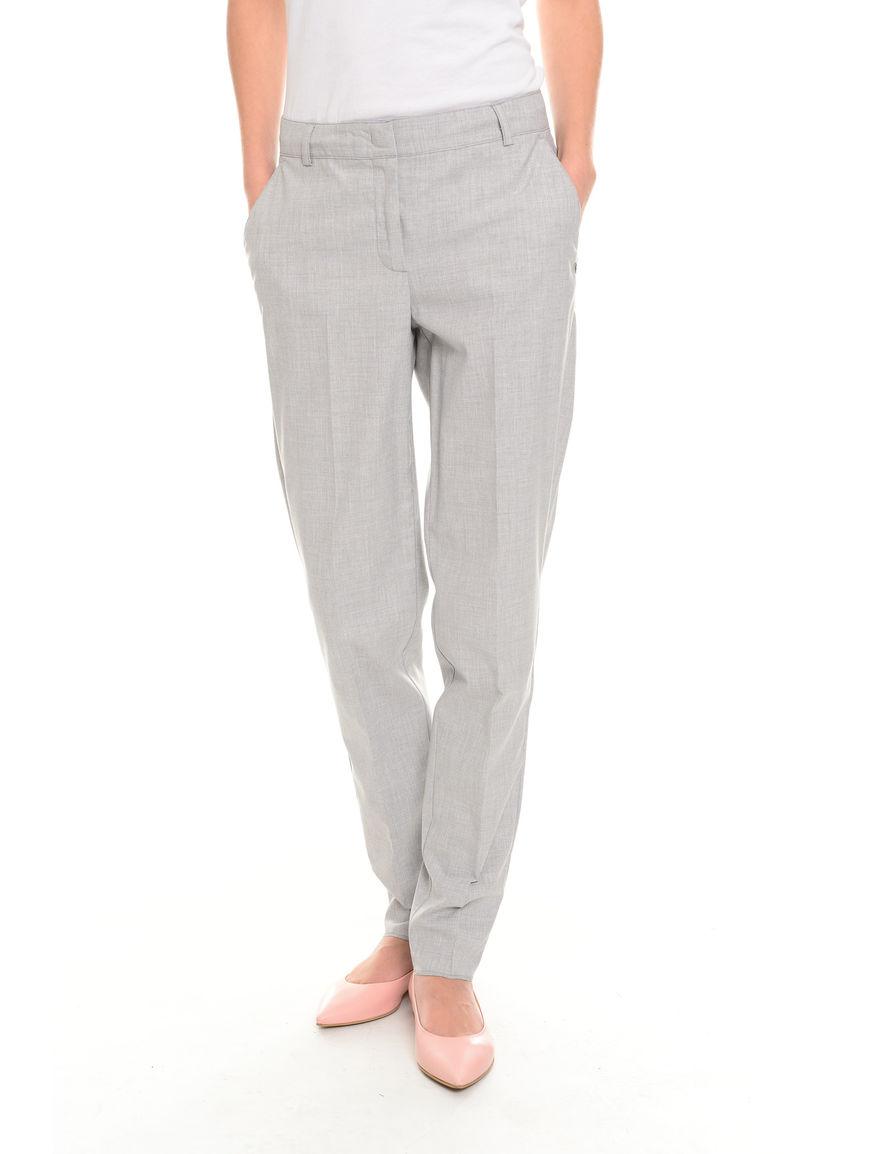 Pantaloni in viscosa fantasia