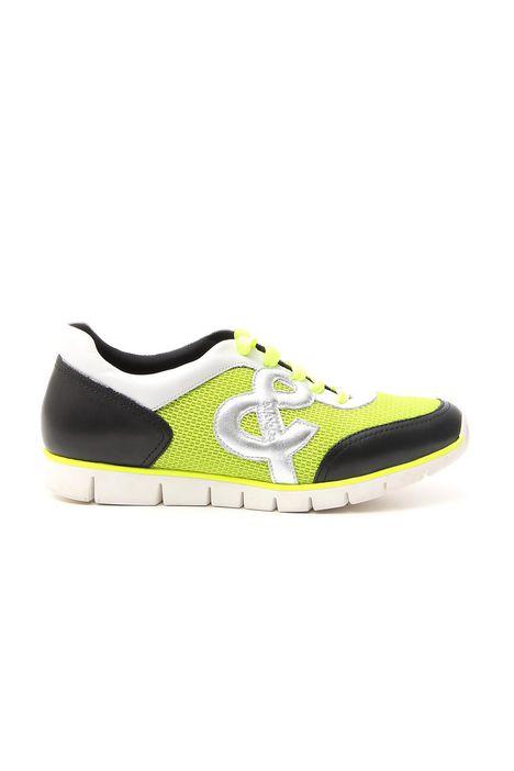 Sneakers con lettera