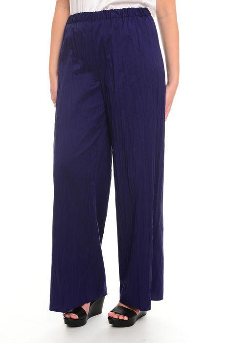 Pantaloni a palazzo in cotone