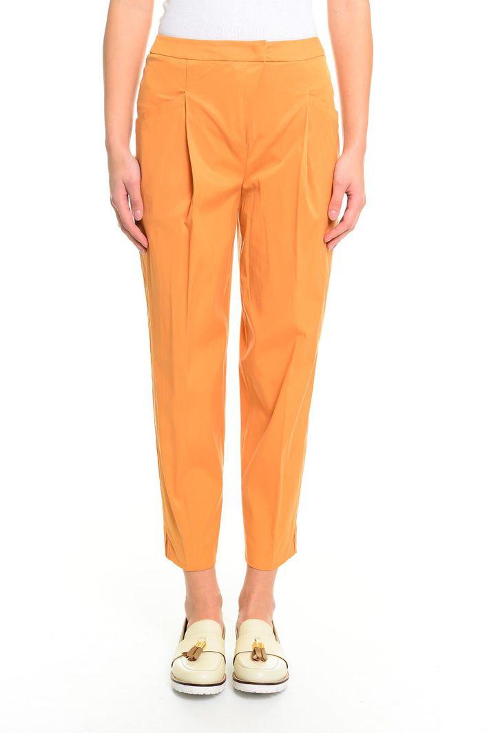 Pantaloni in cupro