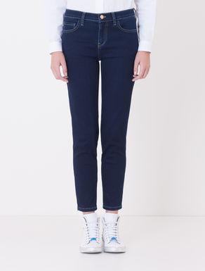 Jeans skinny fit blu