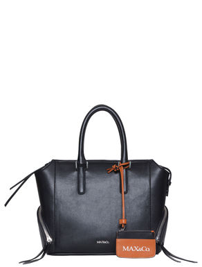 Tote bag with side handles