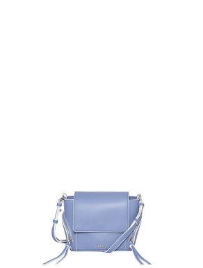 Shoulder bag with side handles
