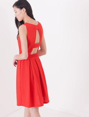 Corolla Dress con schiena scoperta