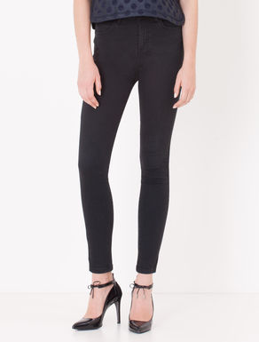Jeans skinny fit Super Stretch nero