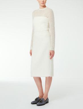 Vestido de lana y alpaca