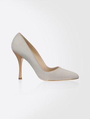Zapatos de salón de piel de potro