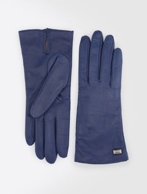 Nappa leather gloves