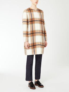 Sobretodo de lana mohair