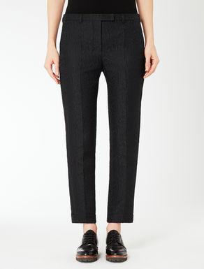 Pantalones de Jacquard