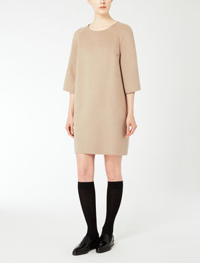 Vestido de lana y angora