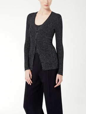 Cardigan in lana