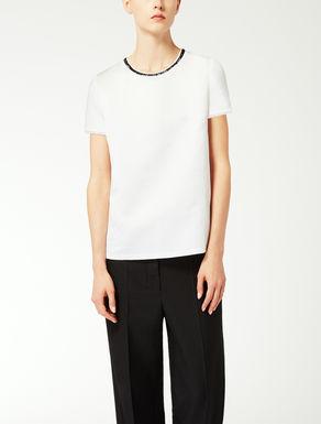 Linen twill T-shirt