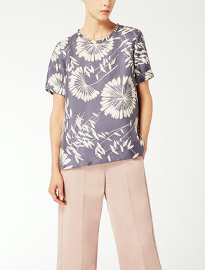 Shirt aus Seidentwill