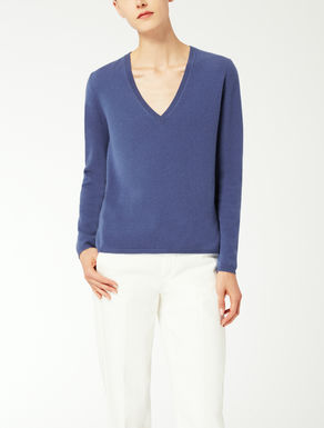Cashmere knit shirt