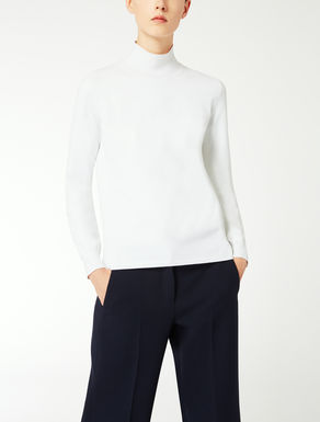 Viscose turtleneck