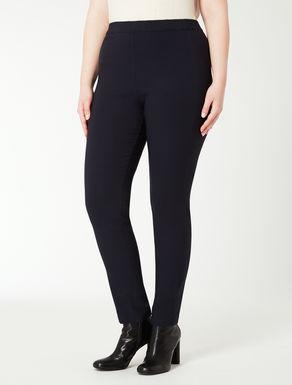 Pantalone super stretch effetto leggings