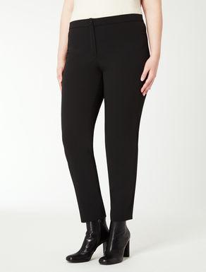 Pantaloni in tessuto tecnico stretch