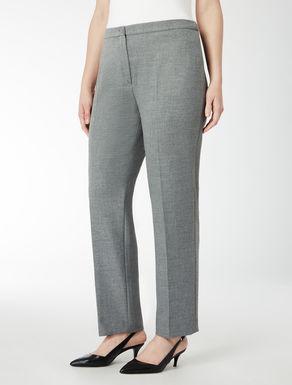 Pantalone classico slim fit