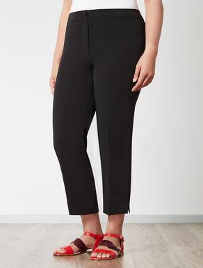 Pantalone stretch linea diritta